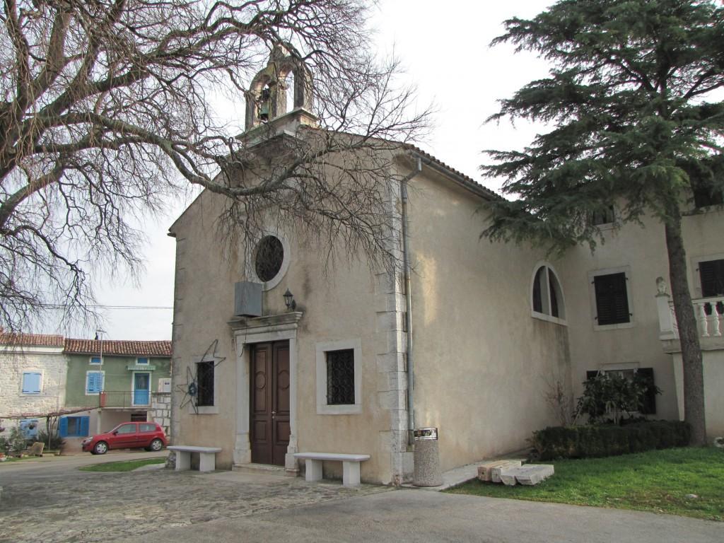 Sveti Andrija Gradina