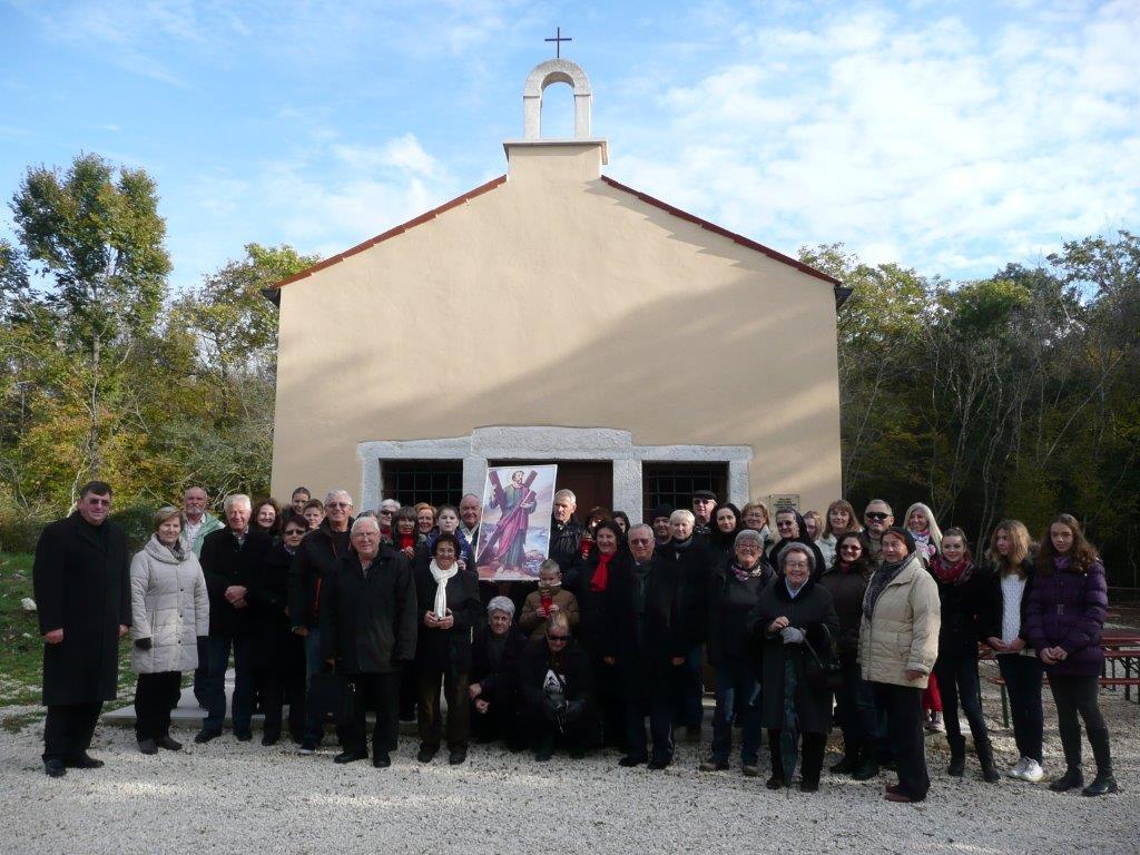 Proslava Sv. Andrije u Vrsaru 2013.